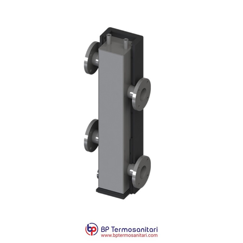 DN40 CP160 Separatore idraulico