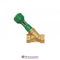 2130 - Valvola di bilanciamento e di misurazione del flusso - BP TERMOSANITARI