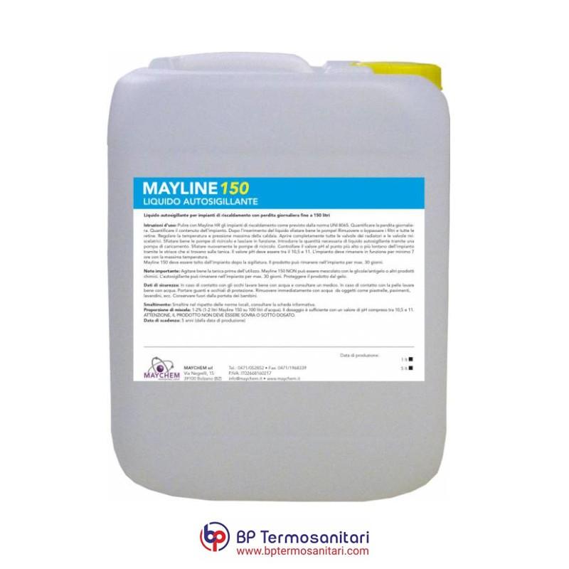 Mayline 150L liquido autosigillante Maychem Bp Termosanitari
