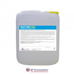 Mayline 1000 L liquido autosigillante Maychem Bp Termosanitari