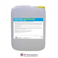Mayline TUBOPOOL 600 liquido autosigillante Maychem Bp Termosanitari