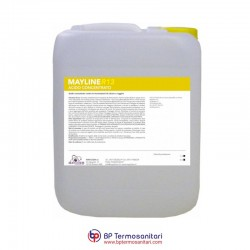 Mayline R13 pulitore acido per impianti di riscaldamento Maychem Bp Termosanitari