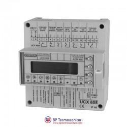 UCX 608  Unità centrale di controllo (master) Coster Group Bp Termosanitari