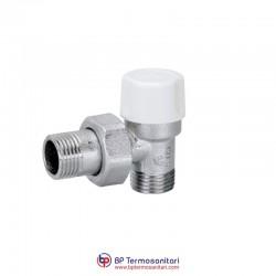 DGT .../R  Valvole detentore radiatore PN 10 (5...90 °C) versione per attacco tubo rame Coster Group Bp Termosanitari
