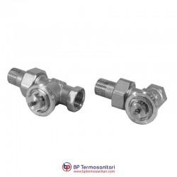 VGT ...Valvola regolazione radiatore PN 10 (5...90 °C) versioni per attacco tubo ferro Coster Group Bp Termosanitari
