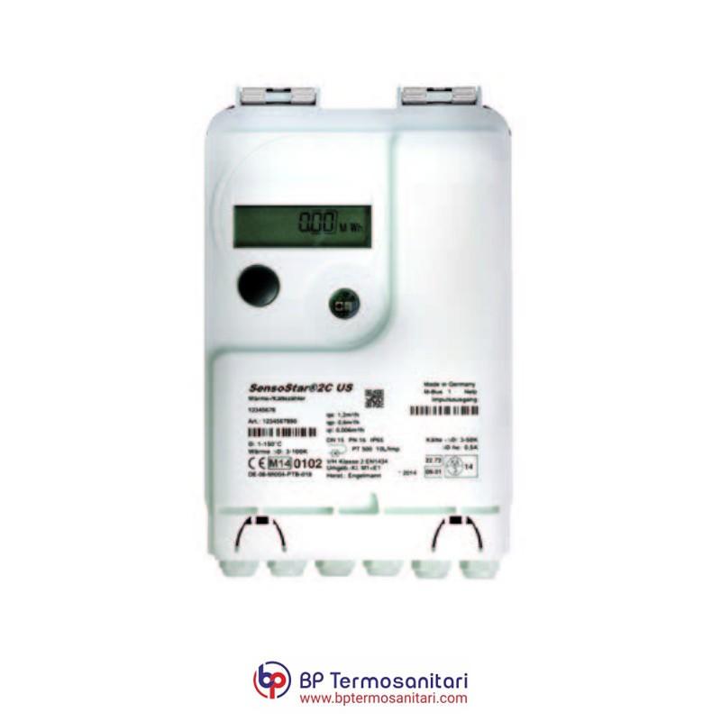 IEF 176 Integratori elettronici di energia caldo/freddo con 2 ingressi Coster Group Bp Termosanitari
