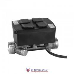 KSHG- KSHF  Contatori volumetrici ad ultrasuoni con lanciaimpulsi (20-130 °C) Gruppo Coster Bp Termosanitari