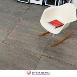 BLENDART Pavimento in gres effetto legno Sant'Agostino Bp Termosanitari