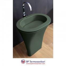 Lavabo freestanding Amedeo Ovale - Collezione Enjoy e Amedeo BP TERMOSANITARI