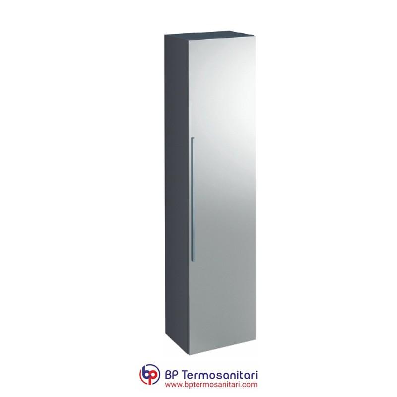 Contenitore verticale 150 - grigio Pozzi Ginori Bp Termosanitari