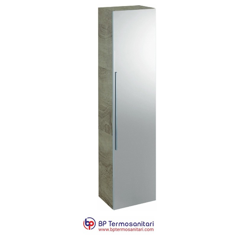 Contenitore verticale 150 - metrica - rovere naturale Pozzi Ginori Bp Termosanitari