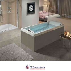 Vasche - Sense 4 - Vasca rettangolare - idromassaggio