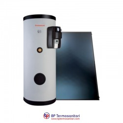 INOX SOL 300 V2 - IMMERGAS - BP TERMOSANITARI