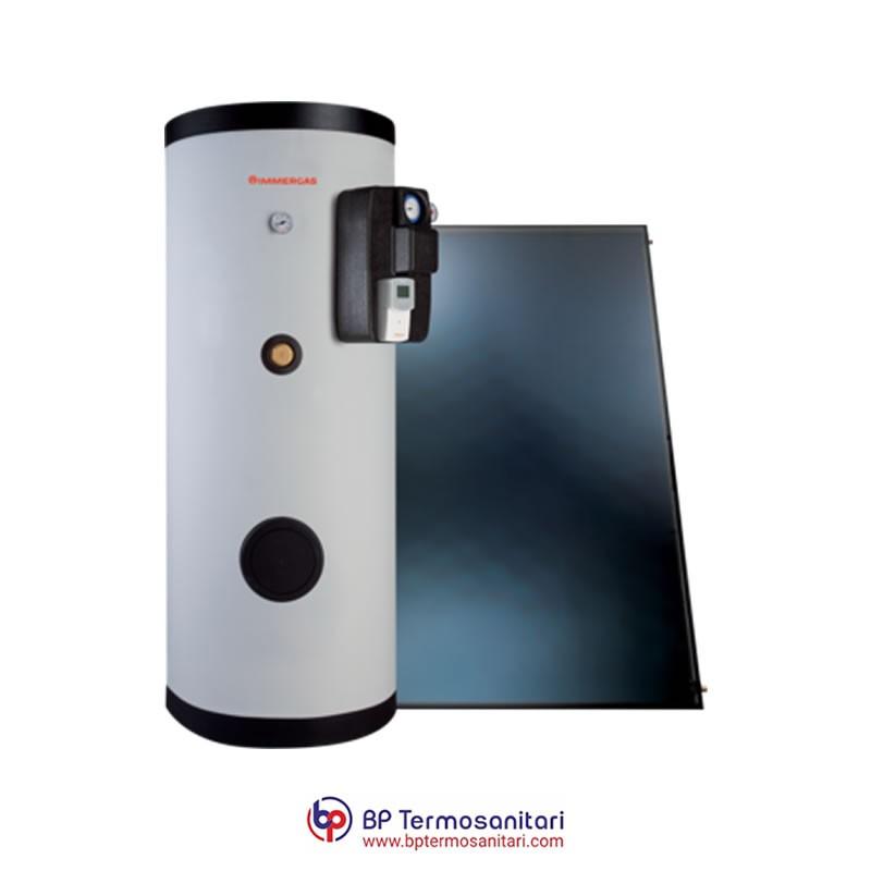 INOX SOL 500 V2 - IMMERGAS - BP TERMOSANITARI