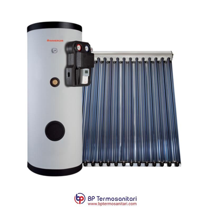 INOX SOL 300 LUX V2 - IMMERGAS - BP TERMOSANITARI