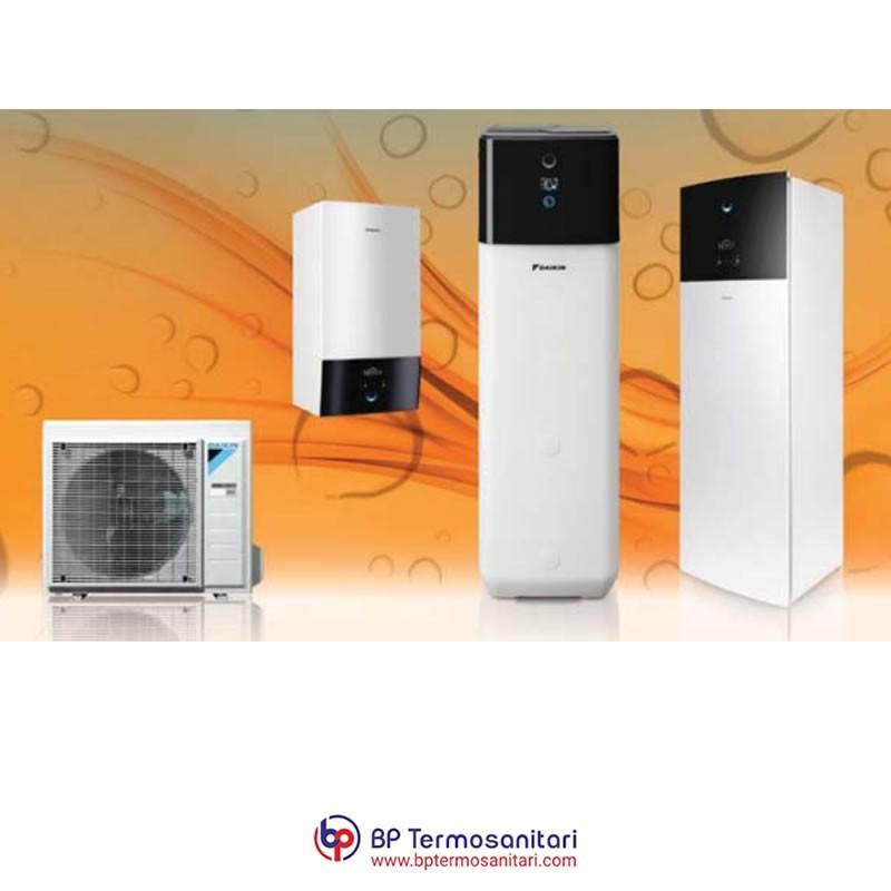 Pompe di calore aria-acqua a bassa temperatura Daikin Altherma - BP TEROSANITARIO