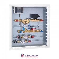 799 Modulo d'utenza due vie con AUTOFLOW® - Sistema CONTECA®