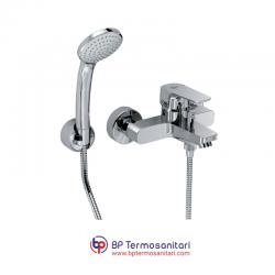 CERAPLAN III Miscelatore esterno per vasca/doccia
