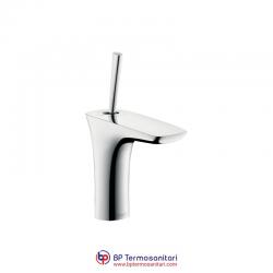 PuraVida Miscelatore monocomando lavabo 100 lavamani con push-open Hansgrohe Bp Termosanitari