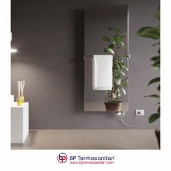 Frame Inox Elettrico radiatore