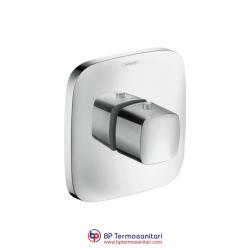 PuraVida Miscelatore termostatico ad incasso ad alta portata Hansgrohe Bp Termosanitari