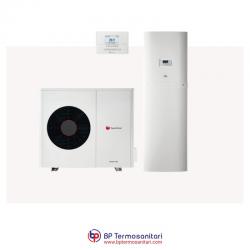 Pompa di calore aria/acqua Genia Air Split Bp Termosanitari