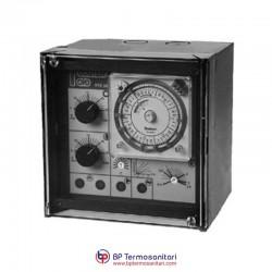 RTE 983 Regolatore climatico analogico per comando valvola o bruciatore con programmatore settimanale  Bp Termosanitari