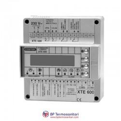 XTE 600 Ottimizzatore climatico predisposto alla telegestione Bp Termosanitari