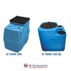 D-TANK Vasche di raccolta acque reflue