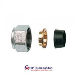 8429 - KIT di tenuta in gomma a compressione per tubo rame