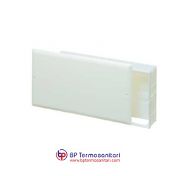 """7420-7425-7450-7460 - Cassetta di ispezione in plastica """"TUTTO"""""""