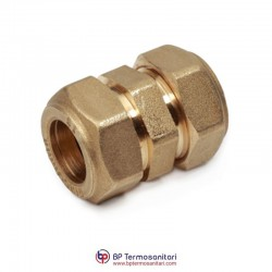 R560 Raccordo diritto, per tubi in rame