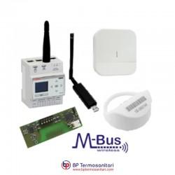 GE552-WAccessori per centralizzazione dati tramite Wireless M-Bus