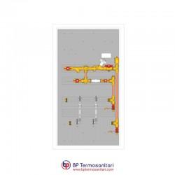 GE555-1 Moduli di utenza con collettori di distribuzione