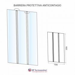 BARRIERA PROTETTIVA ANTICONTAGIO