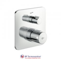 TONIC II - Mix termostatico vasca/doccia