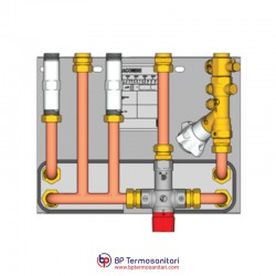 GE556-3Satellite per produzione acqua sanitaria