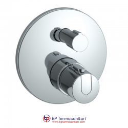 CERATHERM 100 Miscelatore termostatico ad incasso individuale