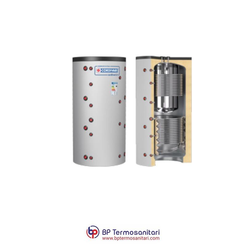 COMBI 3 INOX CORDIVARI BP TERMOSANITARI