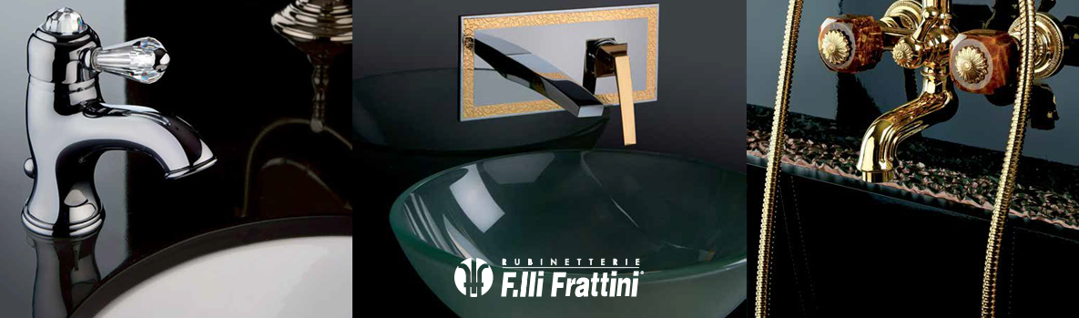 rubinetterie f.lli frattini Suite Collection