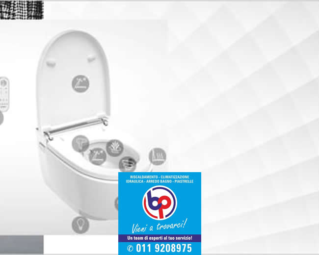 wc con bidet incorporato ideal standard