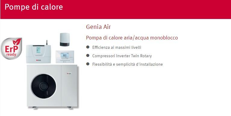 Visualizza articoli per tag pompa di calore vendita for Costo pompa di calore aria acqua