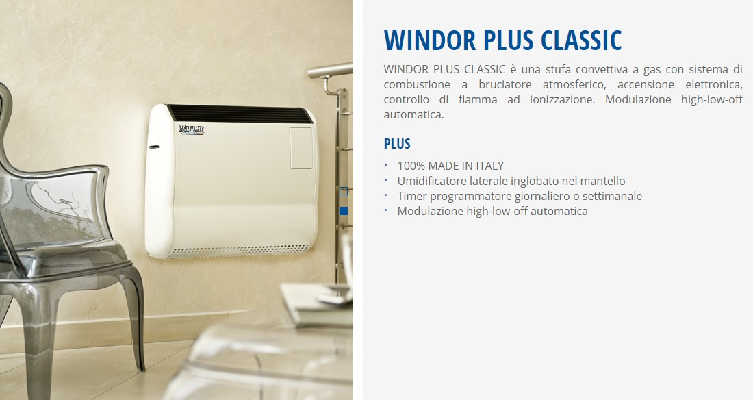 novaflorida windor plus classic