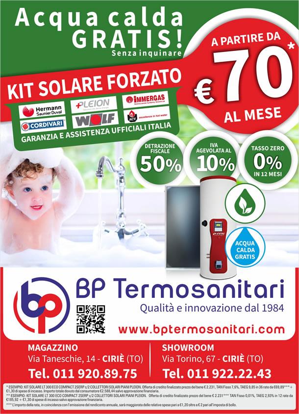 Riscaldamento e trattamento acqua vendita minuto e - Arredo bagno cirie ...